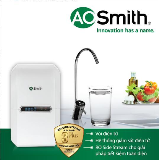 Có nên mua máy lọc nước A. O. Smith không? mua ở đâu tại đại lý Nghệ An?