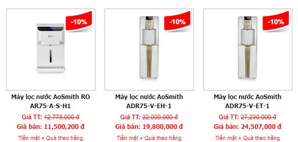 Bảng giá máy lọc nước tại TP.Vinh, Nghệ An rẻ, uy tín & bảo hành dài lâu 4