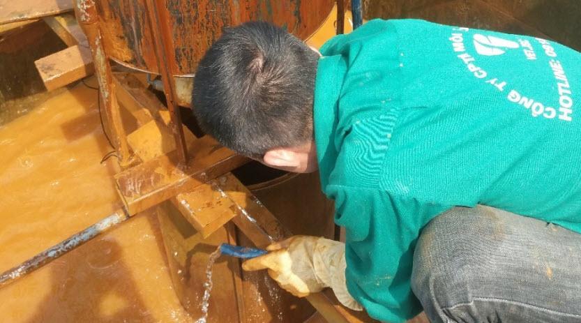 Xử lý nước ở Nam Đàn Nghệ An chỗ nào đảm bảo chất lượng?