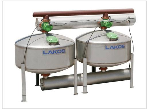Hệ thống xử lý nước Lakos: Xử lý nước biển thành nước ngọt