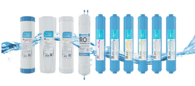 Mua máy lọc nước nên mua loại lõi lọc nước ít hay nhiều?